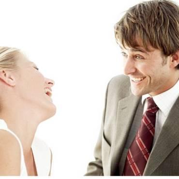 """10 признаков, указывающих на """"химию"""" между мужчиной и женщиной!"""